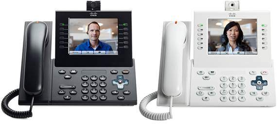 Cisco 9971 Unified Video IP Phone