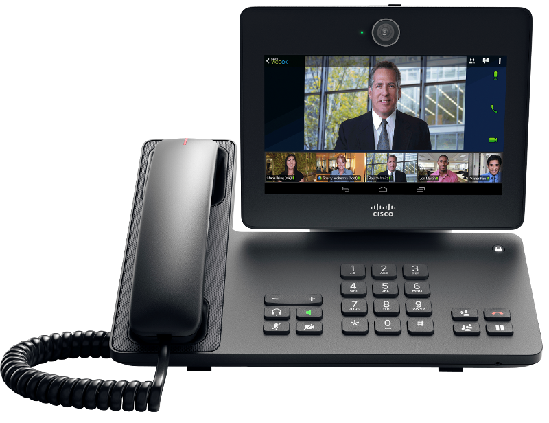Cisco DX650 Desktop Video Collaboration Endpoint