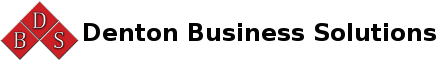 Denton Business Solutions, LLC Logo