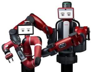 Sawyer and Baxter Collaborative Robots