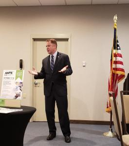 TTMA - October 2018 - Congressman Warren Davidson